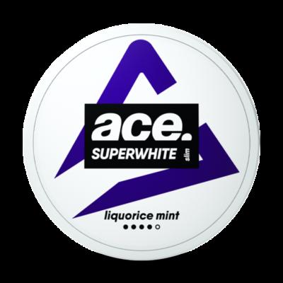 Ace Liquorice Mint snus rollen inkopen