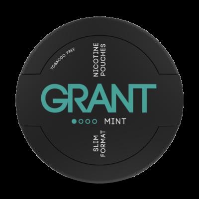 Grant Mint snus inkopen