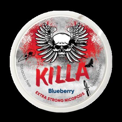 Killa Blueberry snus groothandel
