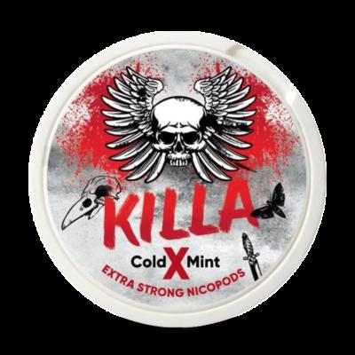 Killa Cold Mint X snus inkopen