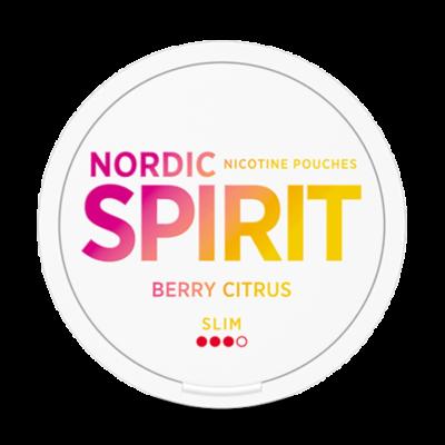 Nordic Spirit Berry Citrus wholesale snus
