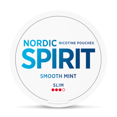 Nordic Spirit Smooth Mint snus inkopen