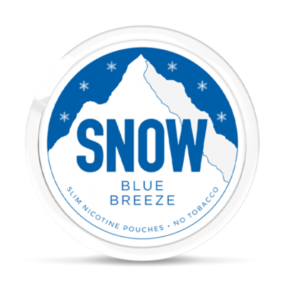 Snow Blue Breeze snus wholesale