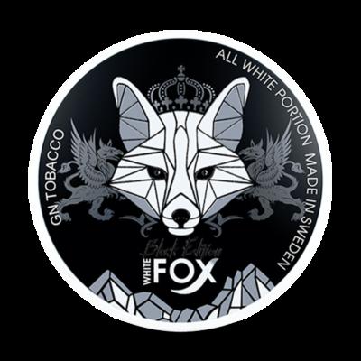 White Fox Black Edition inkopen