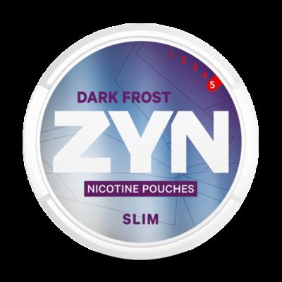 ZYN Dark Frost snus groothandel wholesale