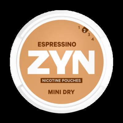 ZYN Espressino Mini Dry inkopen snus groothandel
