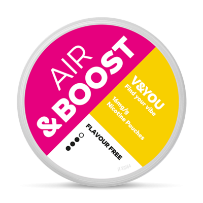 V&YOU &BOOST Air