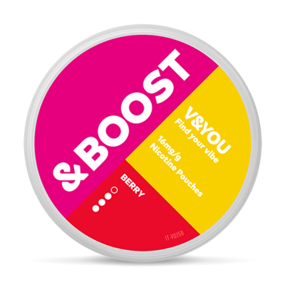 V&YOU &BOOST Berry