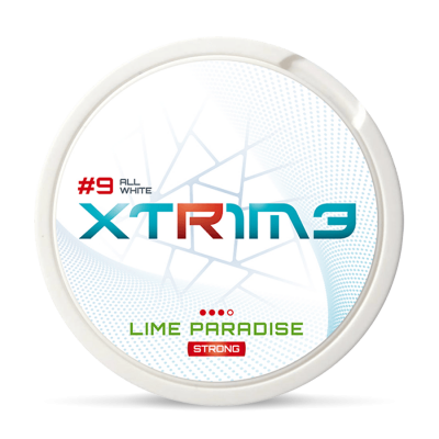 XTRIME Lime Paradise